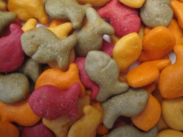 Goldfish Snack